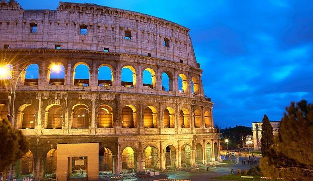 Itálie – Řím v létě, odlet z Prahy, Wizzair, za 1 058 Kč