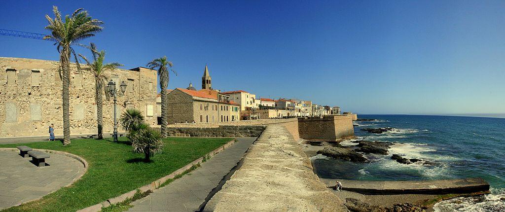 Sardinie – Alghero – 1104 Kč
