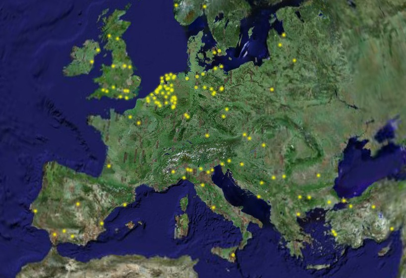 Po Evropě – Wizzair – do 1 000 Kč