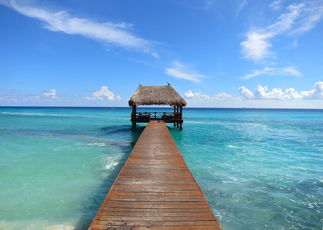 Cancun (Mexiko) a Dominikánská republika o Vánocích od 6350 Kč!