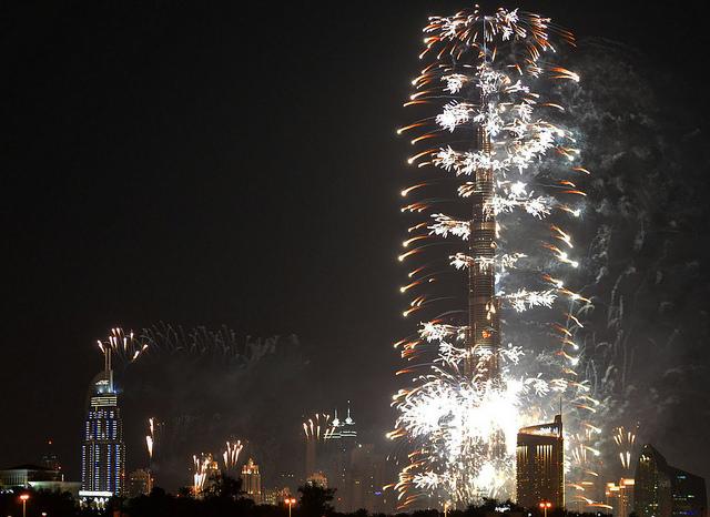 Vánoce i Silvestr v Dubaji za 7490Kč!