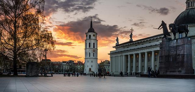 LuxExpress – Vilnius – 569 Kč