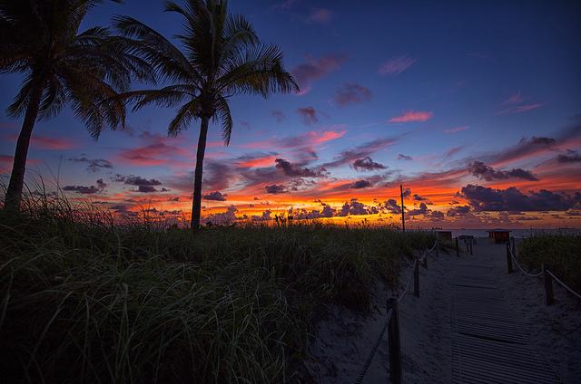 Miami v létě včetně Work & Travel za 8340 Kč
