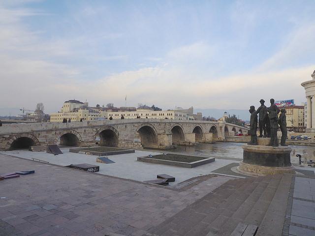 Makedonie – Skopje z Norimberku za 546Kč!