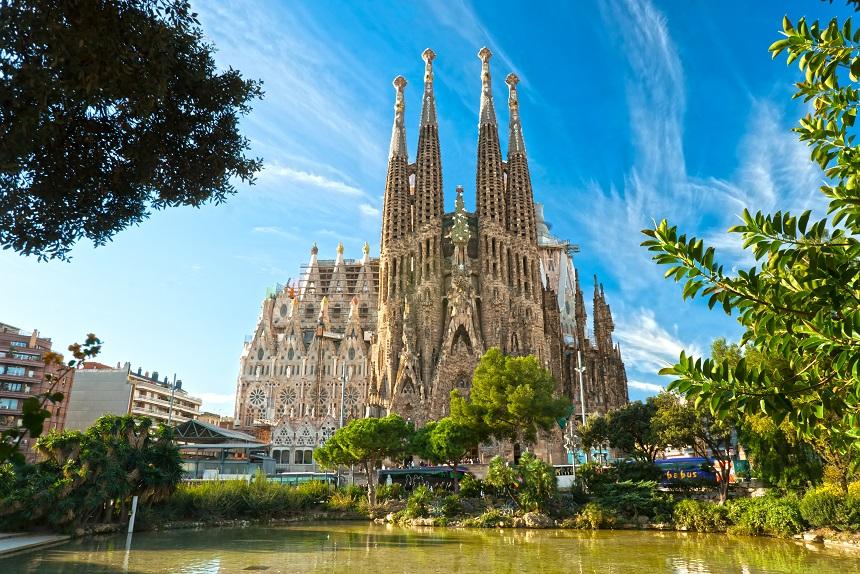 Velikonoce v Barceloně za 590 Kč