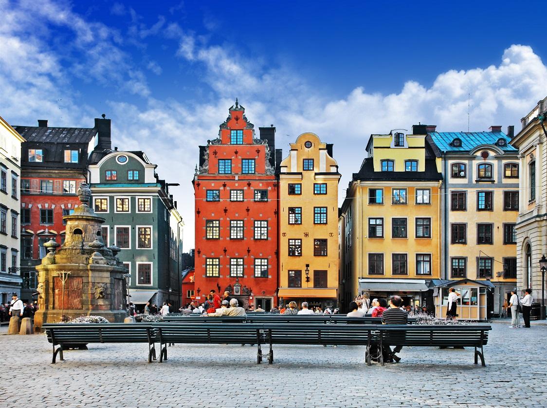 Stockholm z Katowic za 507 Kč