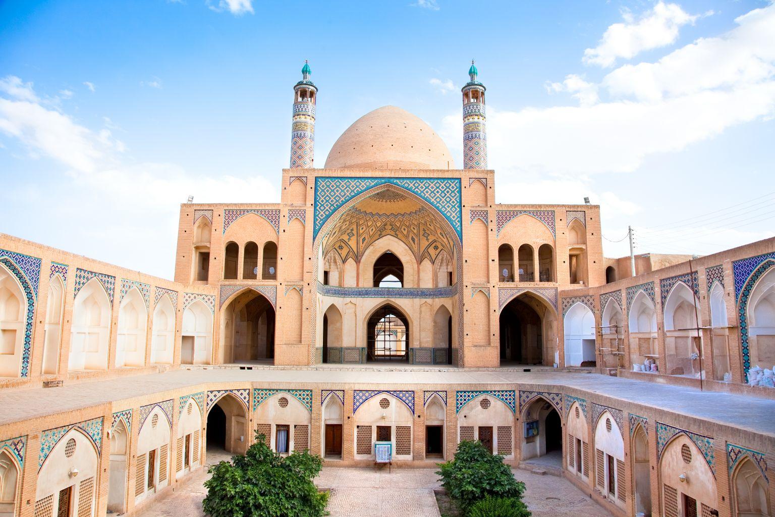 Írán – Teherán – 4591 Kč
