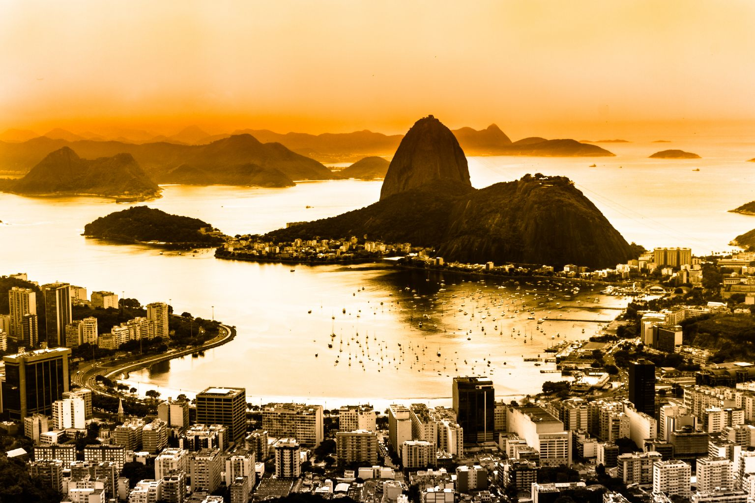 Letenky do Brazílie od 8475 Kč