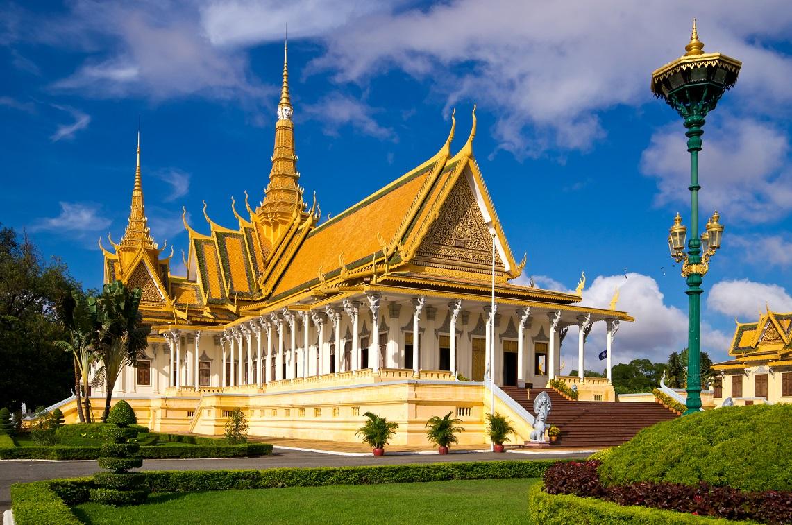 Kambodža pohodlně z Budapešti za 13115 Kč