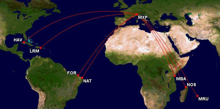 Brazílie, Keňa, Mauricius a další – od 10 490 Kč