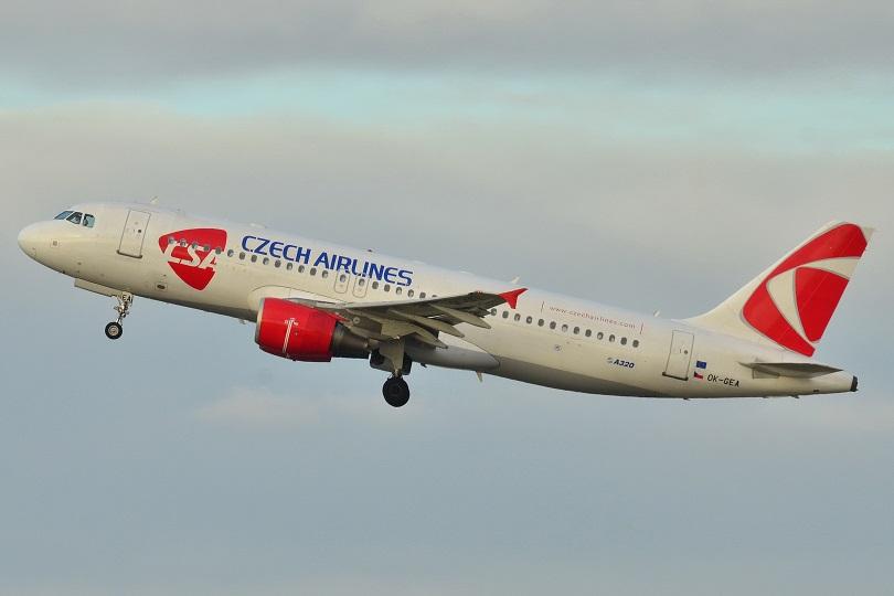 ČSA nakupuje nové Airbusy A320neo