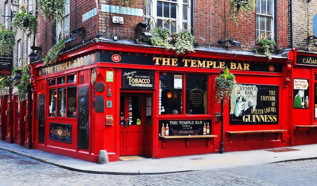 Prodloužený víkend v Dublinu za 1654 Kč
