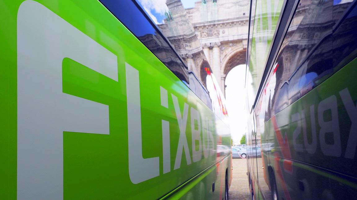 Flixbus – jízdenky po celé Evropě za 249 Kč