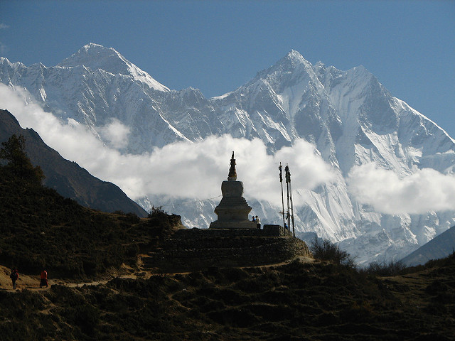 Nepál v hlavní sezóně