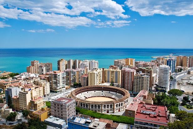 Malaga na začátek léta od 1350 Kč