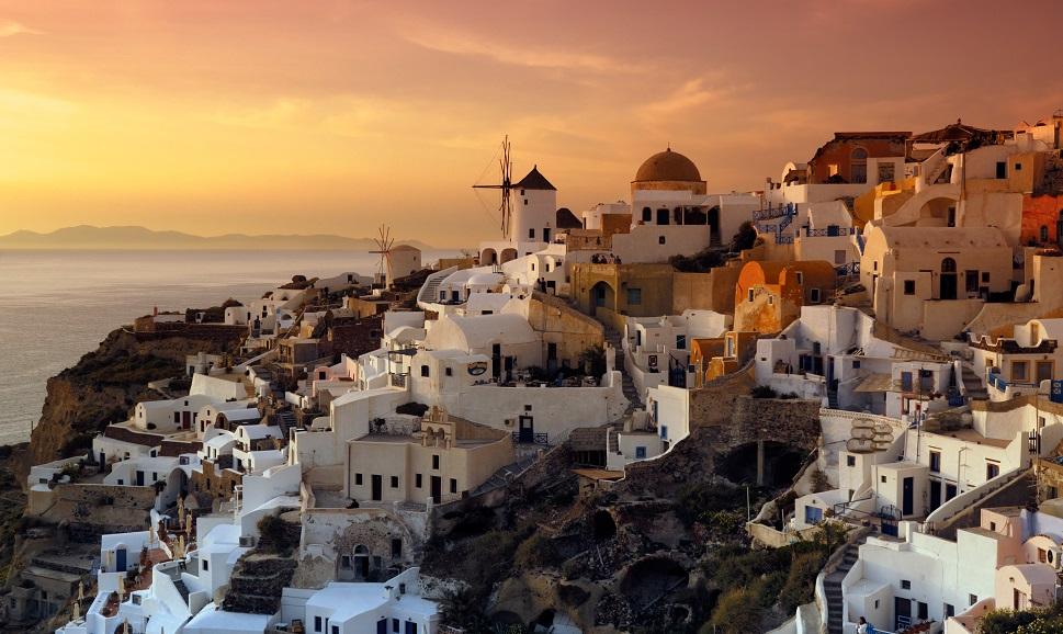 Letní Athény a Santorini za 2714 Kč