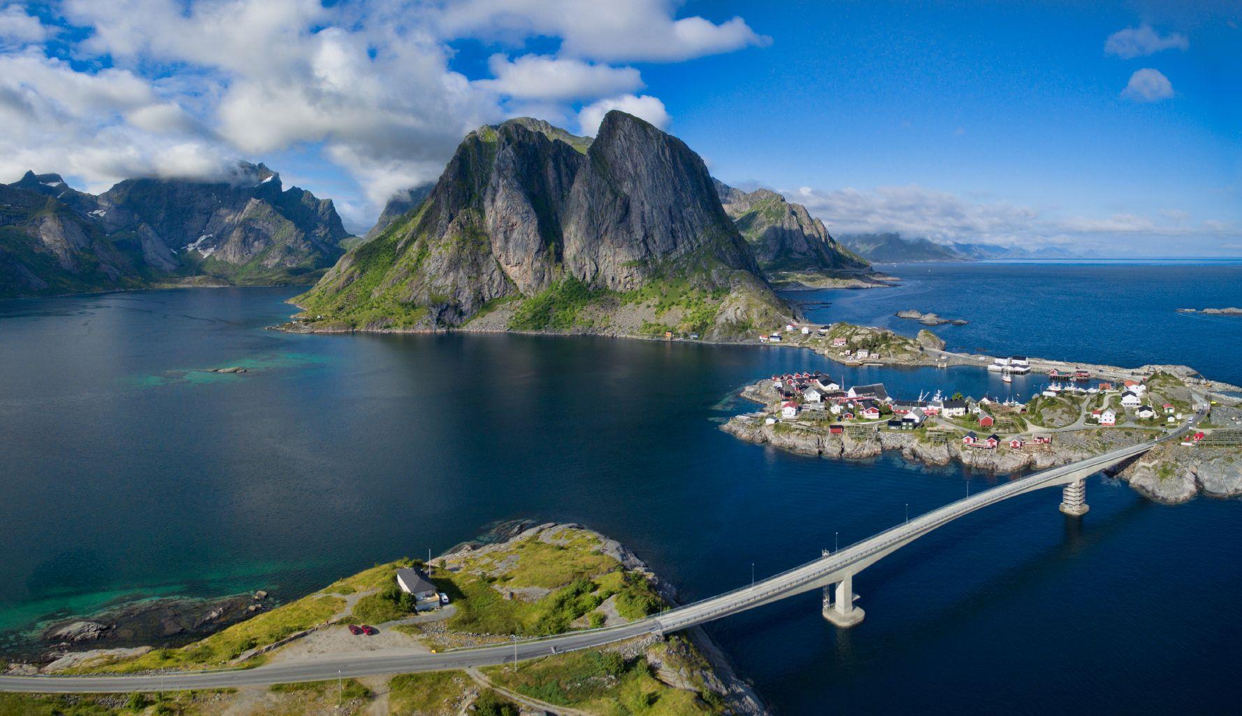 Zakončení prázdnin ve Skandinávii