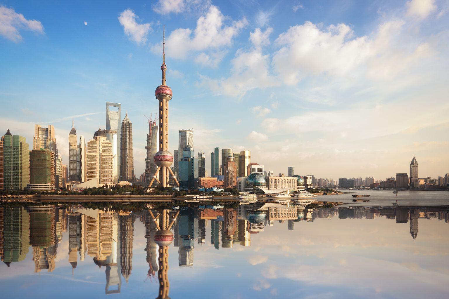 Čína – Šanghaj – 3180 Kč