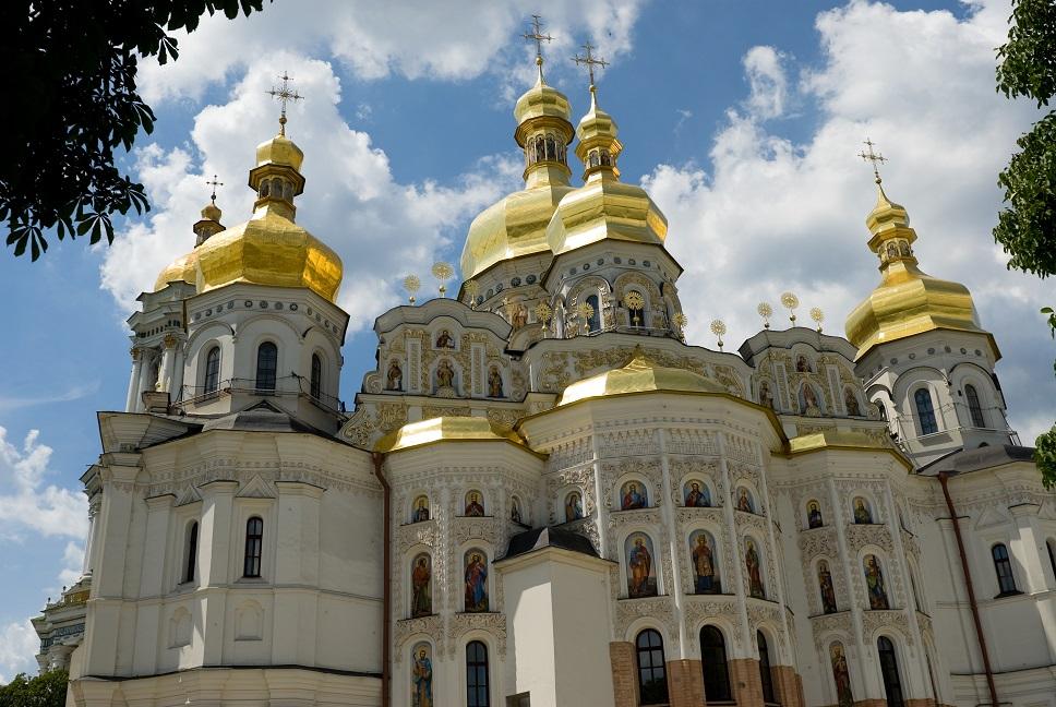 Prázdninový Kyjev za 920 Kč