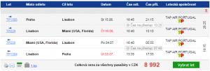 Letní Miami z Prahy za 8992 Kč