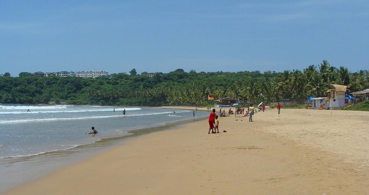 Goa – Indie – 10 293 Kč