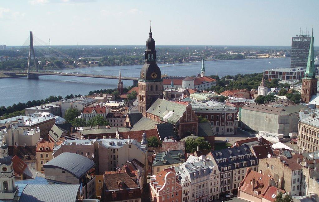 Lotyšsko – Riga – 814 Kč