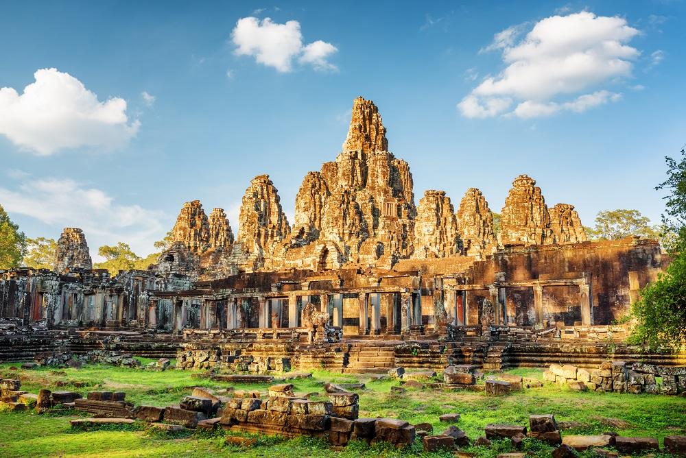Laos a Kambodža z Prahy