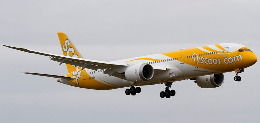 Nový lowcost linka do Asie - Flyscoot