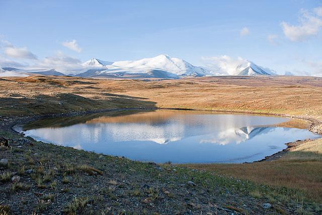 Mongolsko o letních prázdninách za 11582 Kč