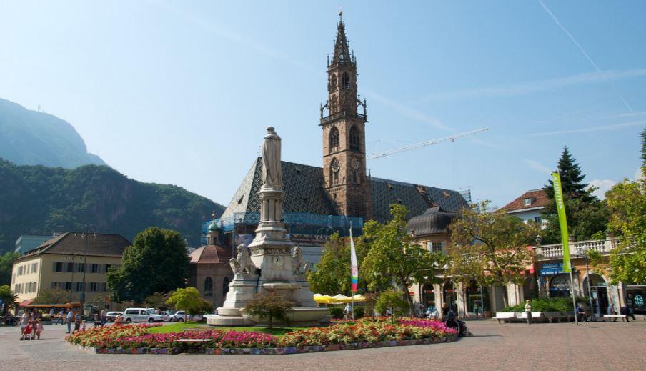 Bolzano, Janov či Verona busem – 780 Kč