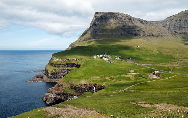 Faerské ostrovy v létě za 6841 Kč