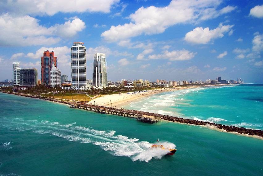 Miami ze Stockholmu – 6628 Kč