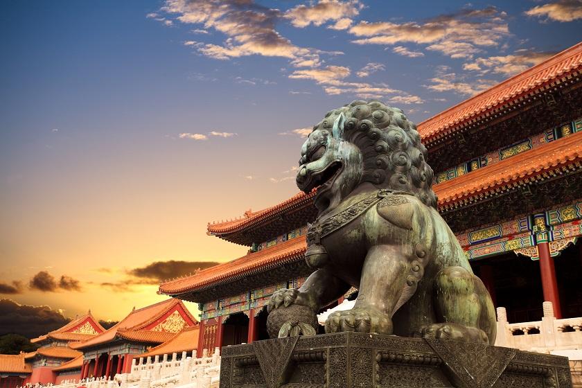 Peking a Šanghaj z Wroclawi za 8990 Kč