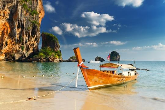 Thajsko z Vídně s Emirates
