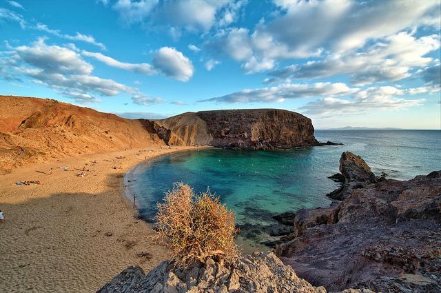Lanzarote, Tenerife a Gran Canaria z Prahy od 2037 Kč