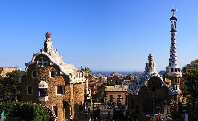 Barcelona z Bratislavy za 1043 Kč