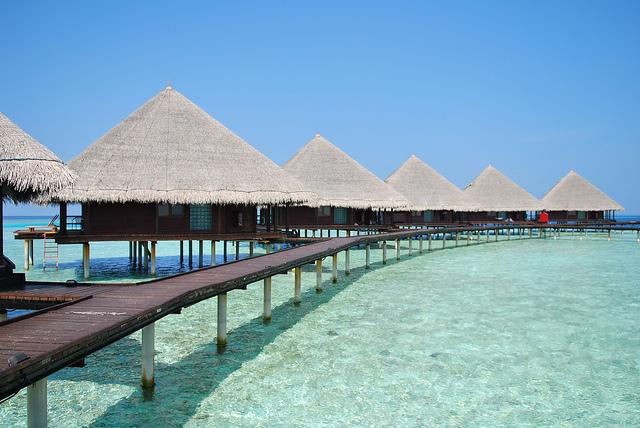 Akce Flydubai: Srí Lanka – 10133 Kč, Maledivy 10958 Kč a další!