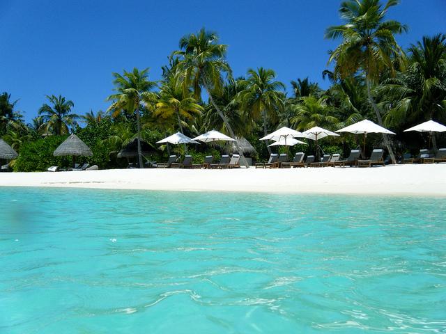 Akce Flydubai: Srí Lanka, Maledivy – od 10556 Kč