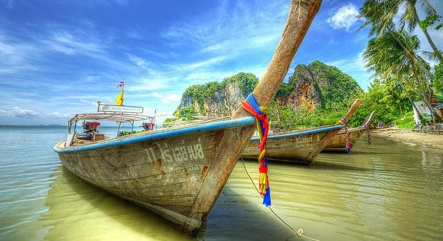 Thajsko s Emirates