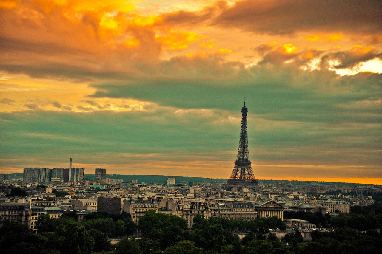 Víkend v Paříži z Prahy za 1236 Kč