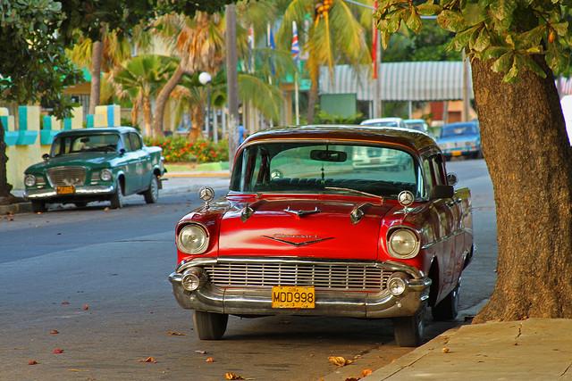 Kuba na Vánoce