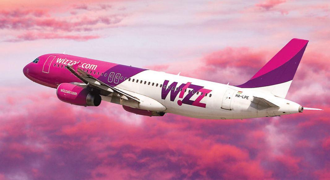 Akce Wizz: Londýn 568 Kč,Řím 648 Kč a další
