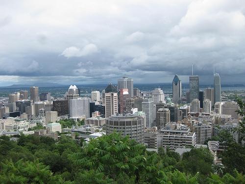 Montréal z Norimberku za 8943 Kč