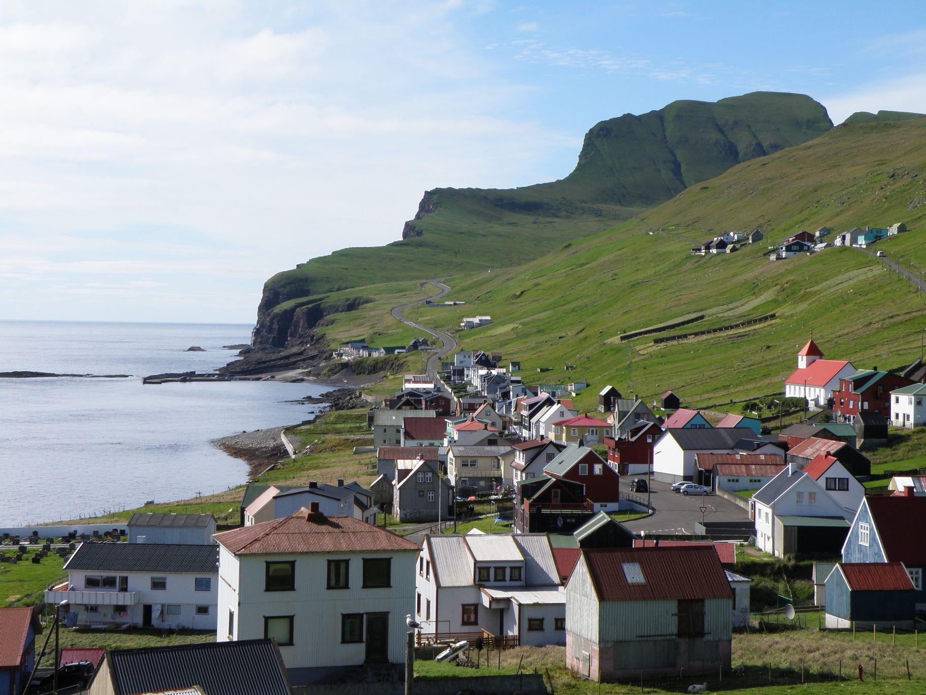 Faerské ostrovy – 6723 Kč