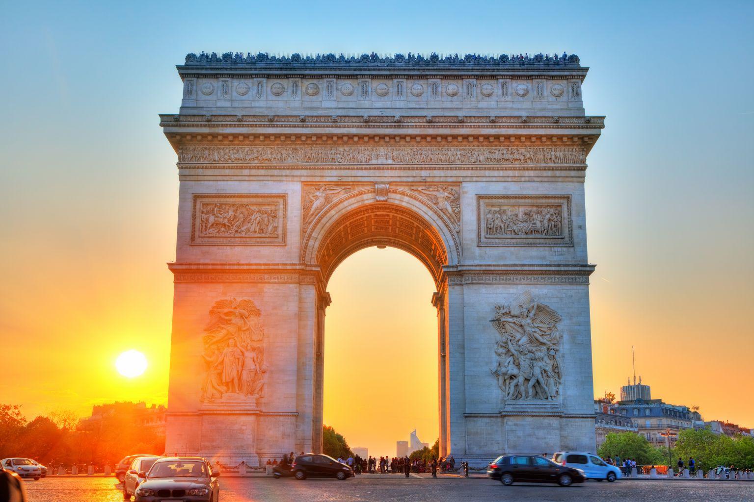 Paříž z Katovic za 471 Kč