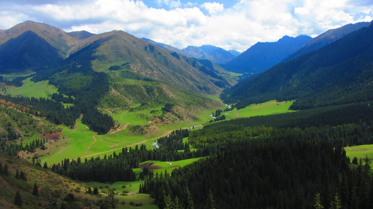 Kyrgyzstán z Prahy za 6531 Kč