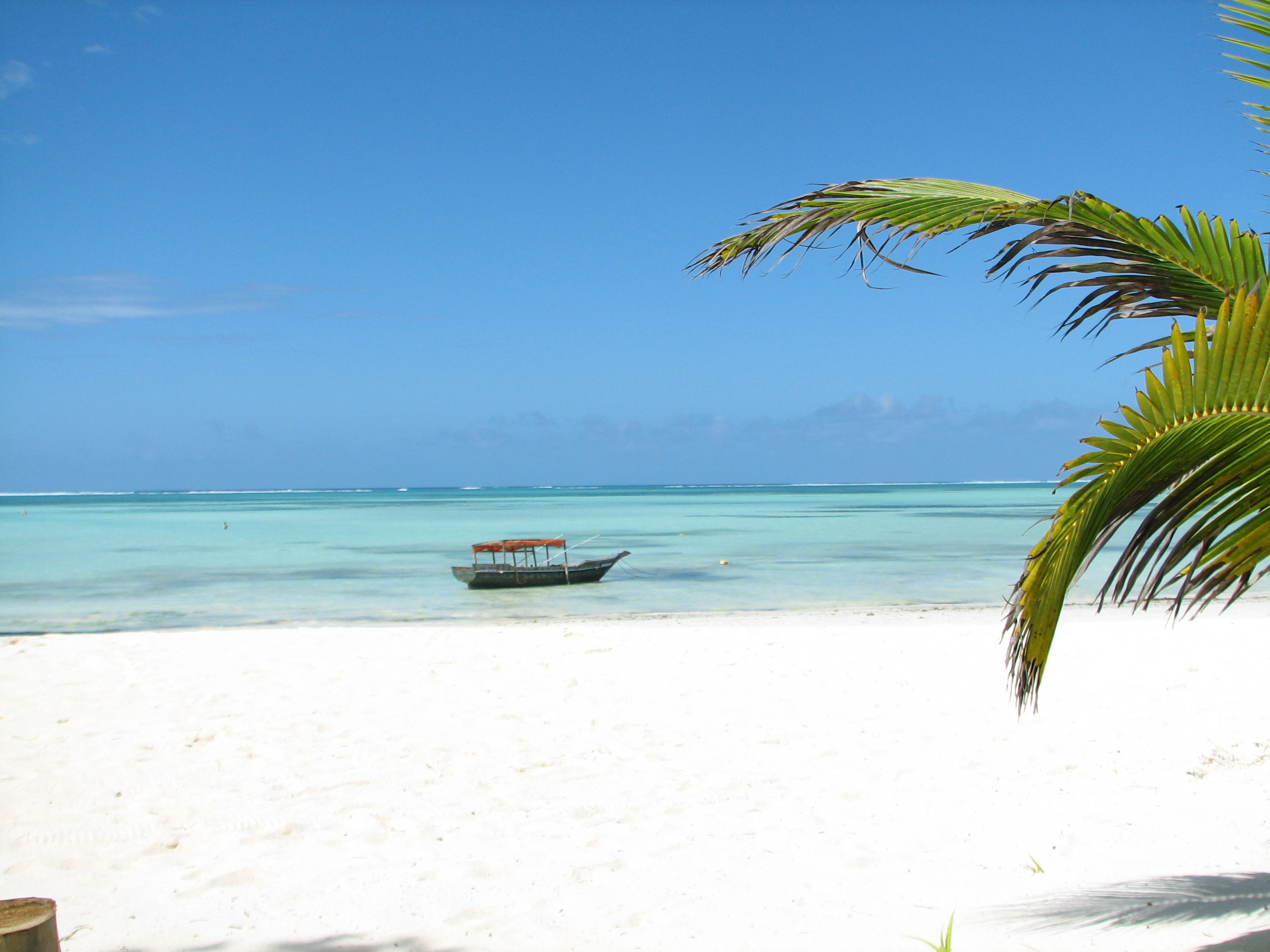 Zanzibar z Berlína za 12 741 Kč