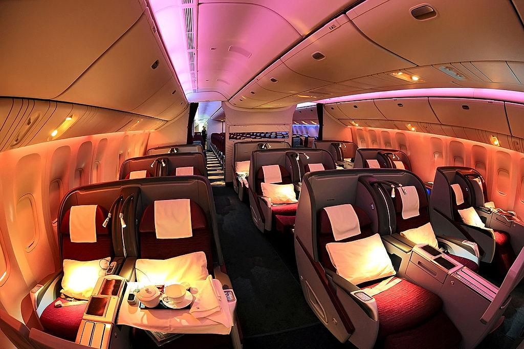 Tokyo v Business class – 16 712 Kč