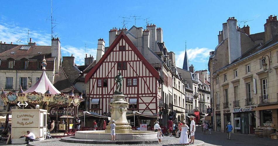 Dijon, Curych a další...
