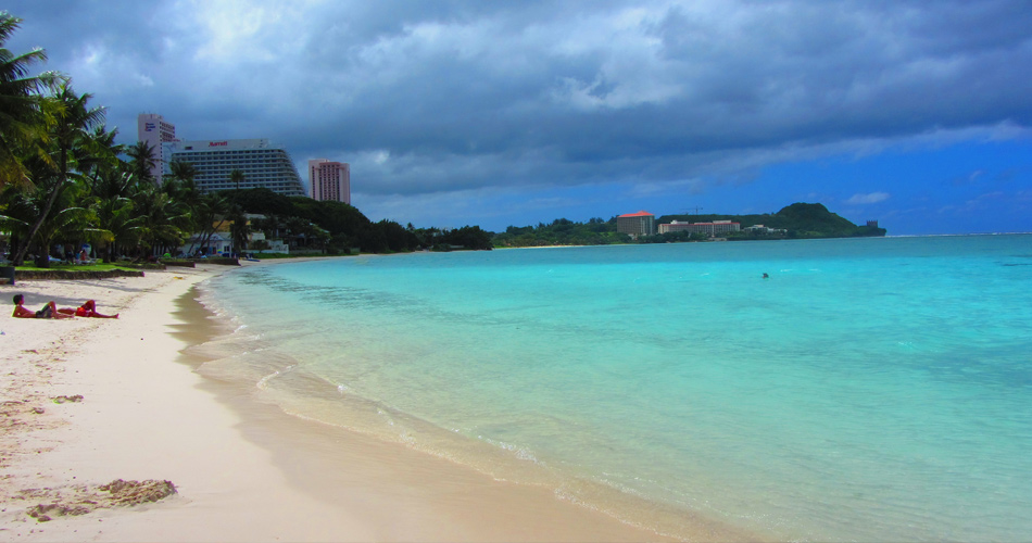 Mikronésie – Guam – 12801 Kč
